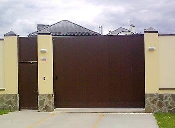 Ворота раздвижные цена самара самодельные автоматические ворота