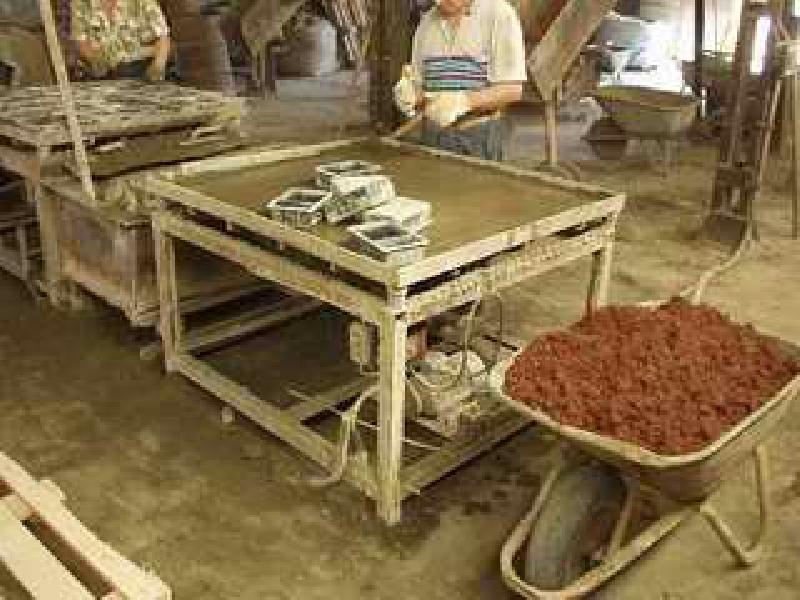Изготовление плиты своими руками фото