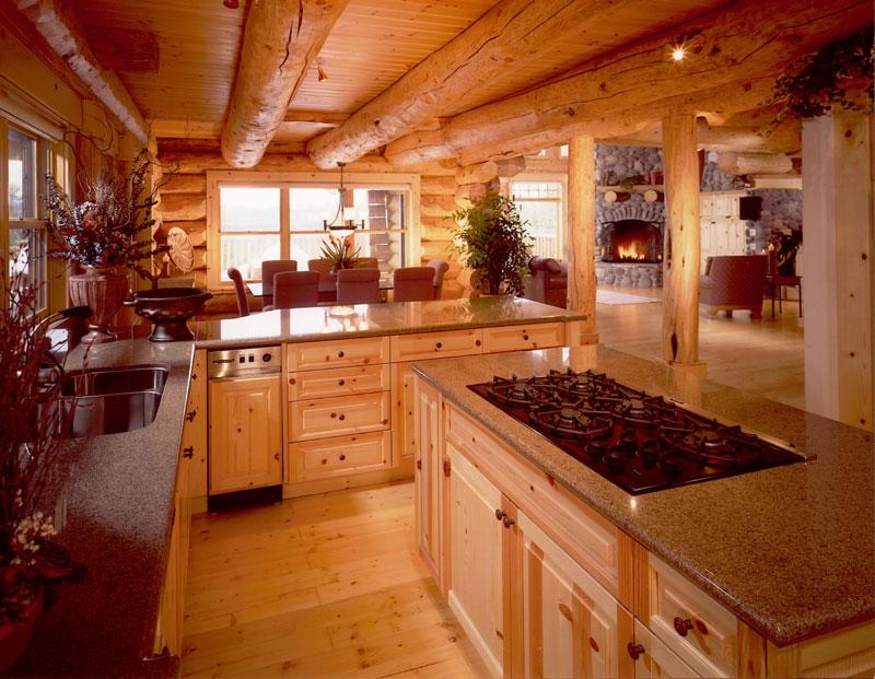 дизайн интерьера деревянного дома ~ Allergie A La Poussiere De Bois
