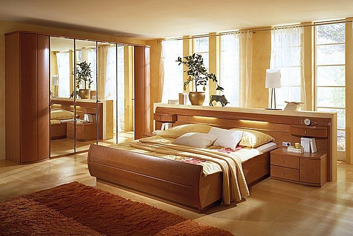 Какой должна быть спальня фото