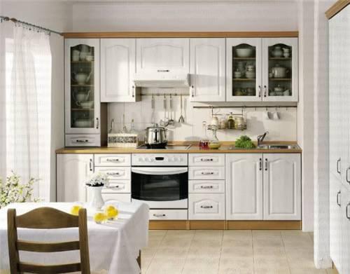 Идеи интерьера для маленькой кухни