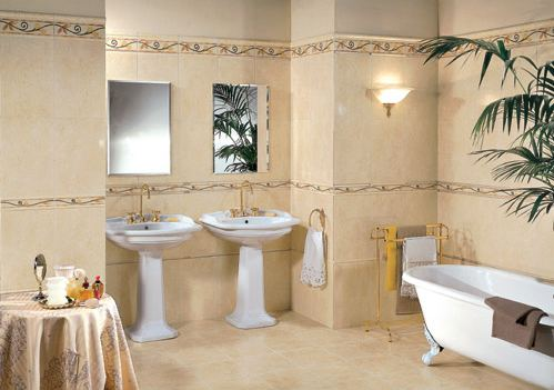 Лучшие интерьеры ванной комнаты