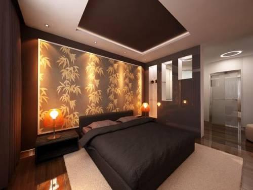 Интерьеры стен из гипсокартона